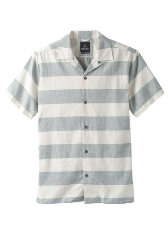 Prana Men's Crocket Camp Shirt Spring 2019