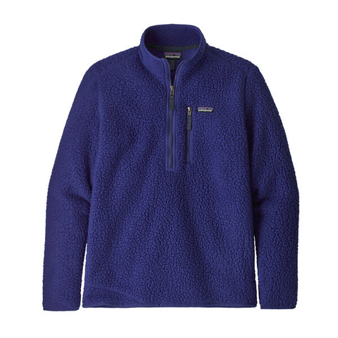 Patagonia Men's Retro Pile Fleece Pullover Winter 2019