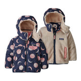 Patagonia Baby Reversible Tribbles Hoody Winter 2019