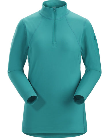 Arcteryx Women's Rho LT Zip Neck Winter 2019