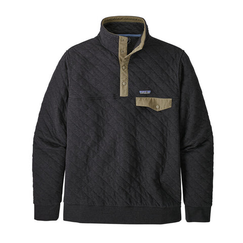 Patagonia Men's Organic Cotton Quilt Snap-T Pullover Winter 2019