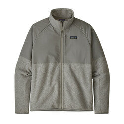 Patagonia Men's Lightweight Better Sweater Shelled Jacket Spring 2020