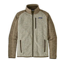 Patagonia Men's Better Sweater Jacket Spring 2020