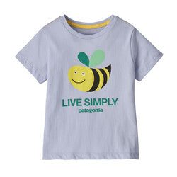 Patagonia Baby Live Simply Organic T-Shirt Spring 2020