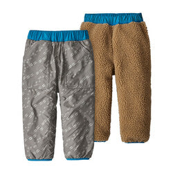 Patagonia Baby Reversible Tribbles Pants Winter 2019