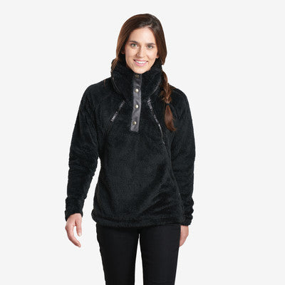 Kuhl Women's Flight Pullover Fleece Winter 2018