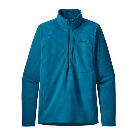 Patagonia Men's R1 Fleece Pullover Fall 2018