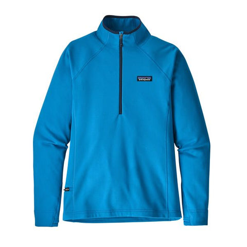 Patagonia Women's Crosstrek 1/4-Zip Fleece Fall 2018