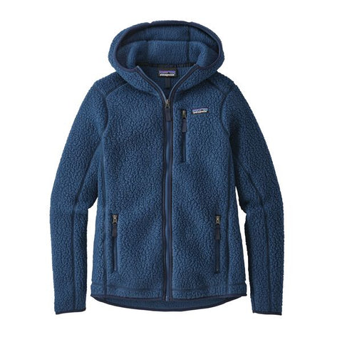 Patagonia Women's Retro Pile Hoody Fall 2018