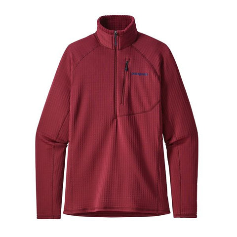 Patagonia Women's R1 Fleece Pullover Fall 2018