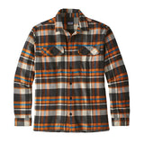 Patagonia Men's Long-Sleeved Fjord Flannel Shirt Fall 2018