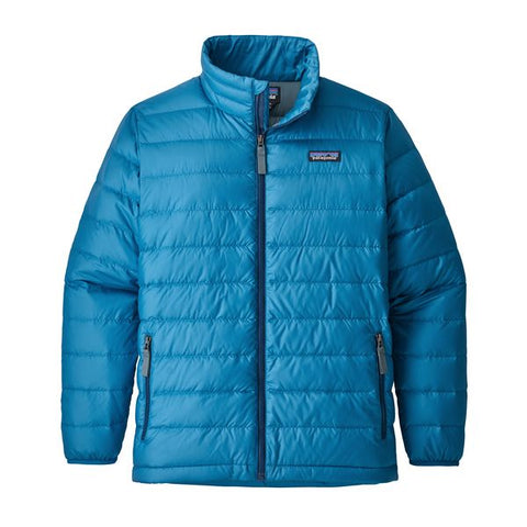 Patagonia Boys' Down Sweater Jacket Fall 2018