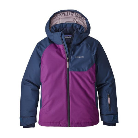 Patagonia Girls' Snowbelle Jacket Fall 2018