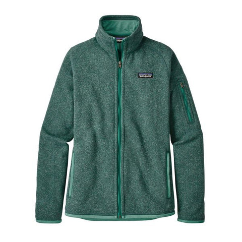Patagonia Women's Better Sweater Jacket Spring 2018