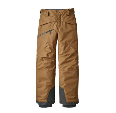 Patagonia Boys' Snowshot Pants Fall 2018