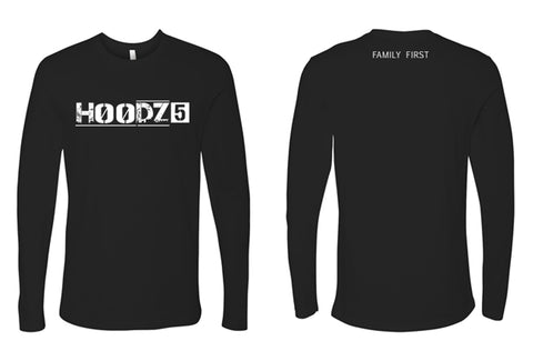 HOODZ 5 LONG SLEEVES