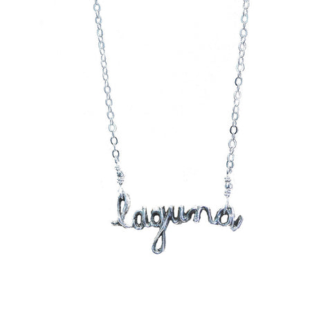 Laguna Beach souvenir necklace