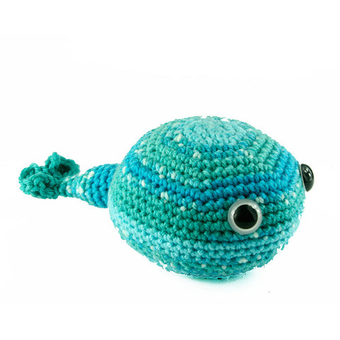 American made stuffed fish toy