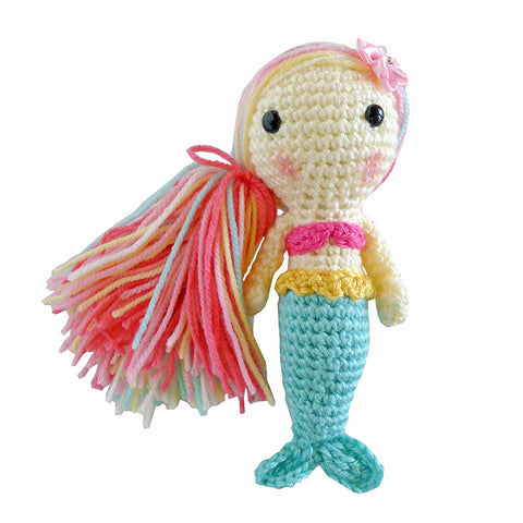 Mermaid doll for girl