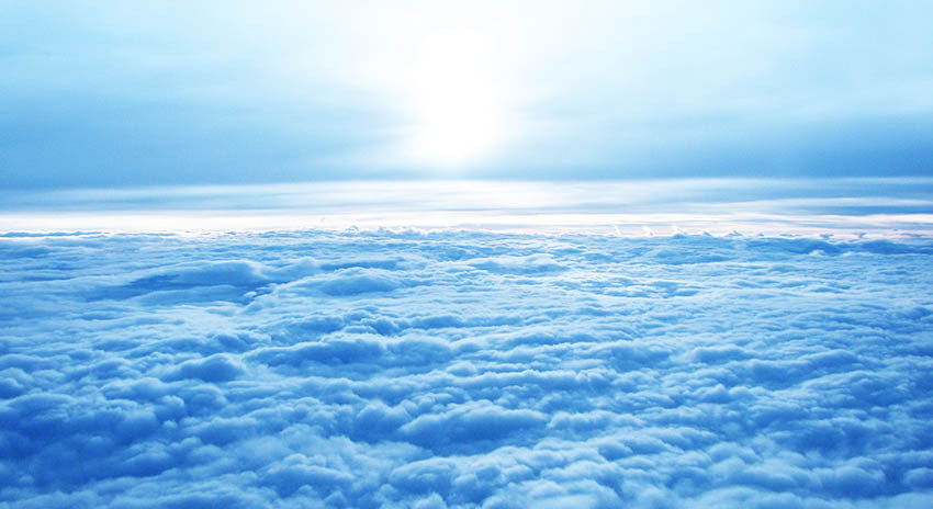 Flying Above the Clouds of Life<br>from Dr. Joseph Michael Levry