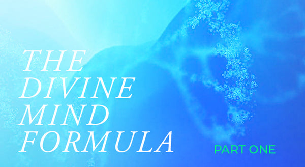 The Divine Mind Formula <br>from Dr. Levry