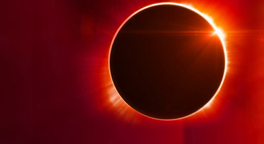 The Spiritual Significance of the Solar Eclipse <br>from Dr. Joseph Michael Levry