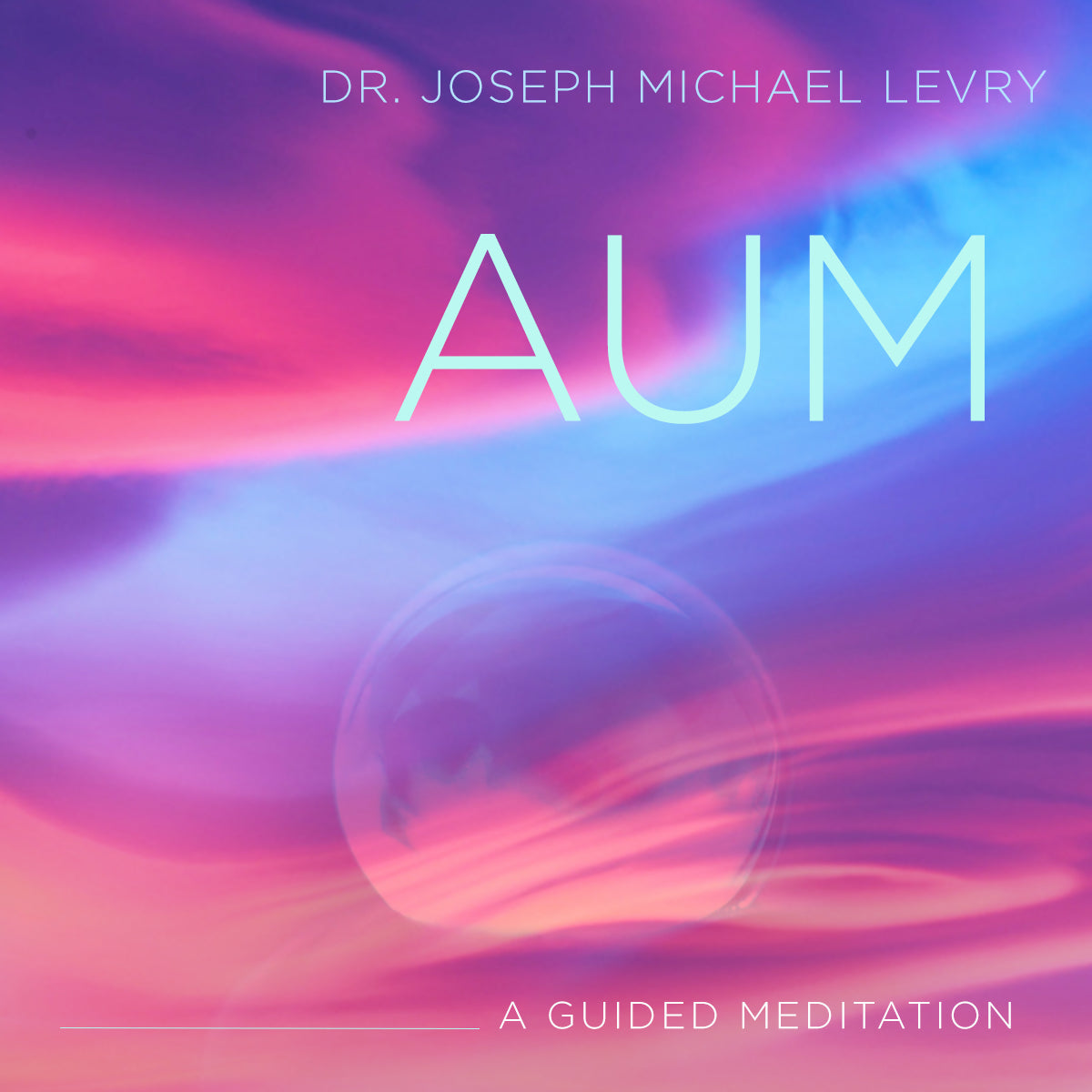 AUM Healing Guided Meditation - Instant Download