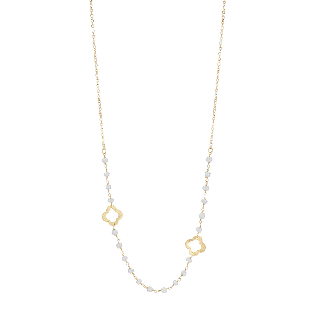 Clover Long Necklaces