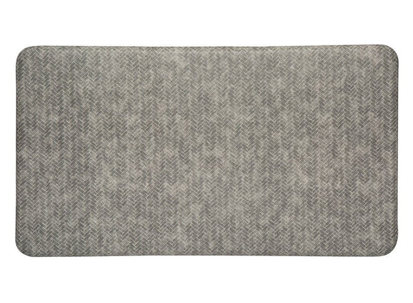Chevron - 20 in. x 36 in. / Dove