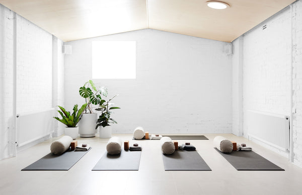 How to Create Your Own Yoga Oasis at Home