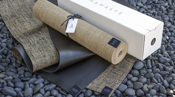 SLINKII mats voted 'best yoga mat' by Green Lifestyle Magazine