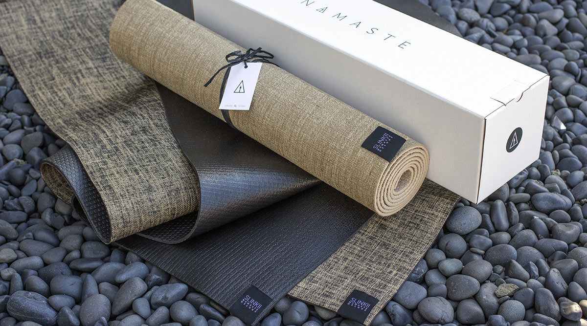 Slinkii Mats Voted Best Yoga Mat By Green Lifestyle Magazine