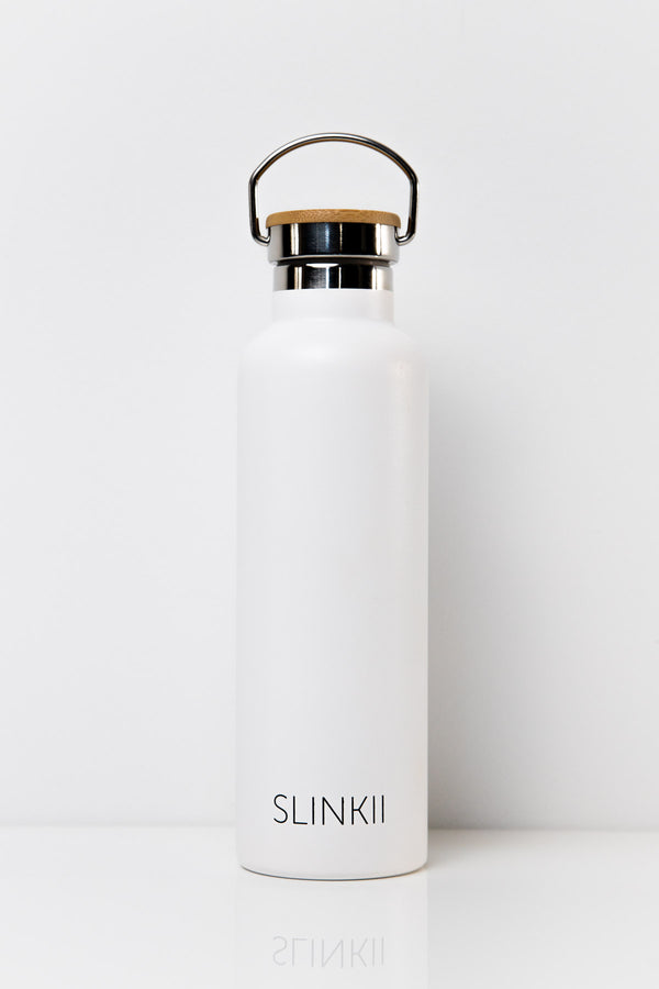 Insulated Hydration Bottle - White