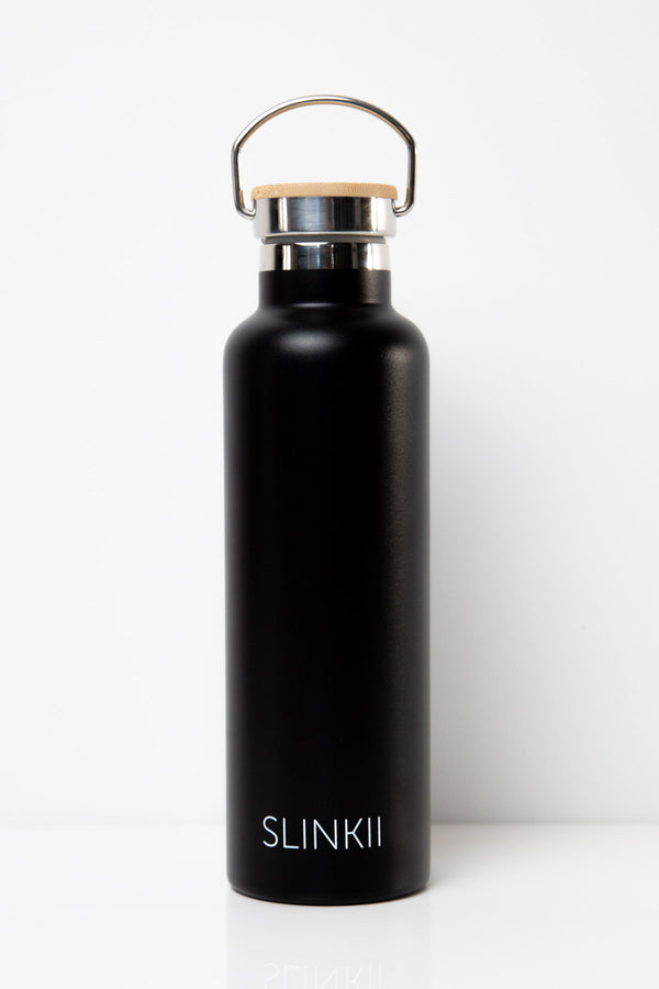 Insulated Hydration Bottle - Black