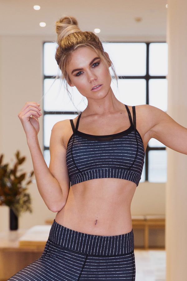 Decaryi Bra - Black