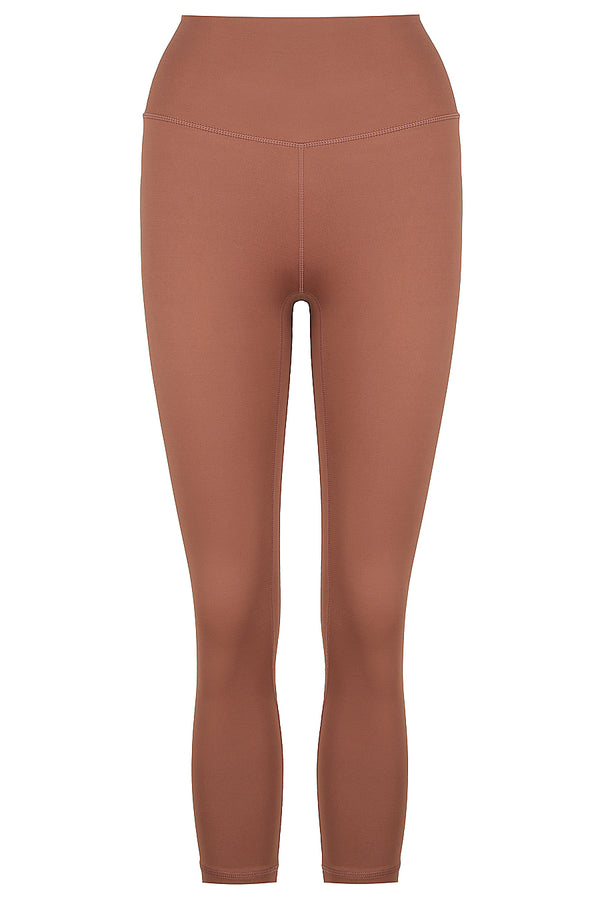 Cacao High Rise Tights