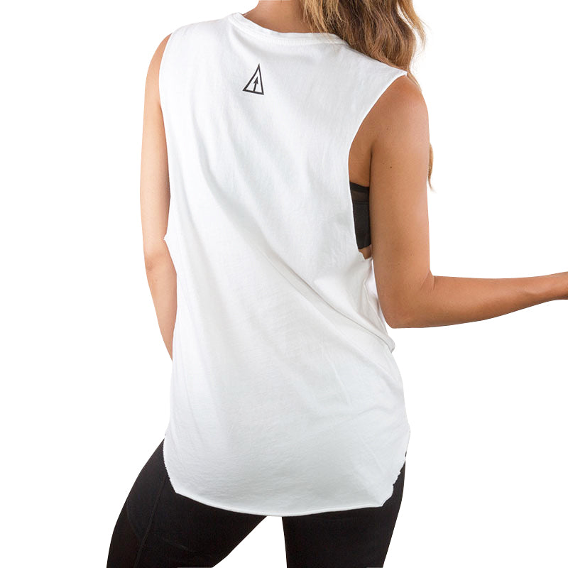 Organic Warrior Tank - White