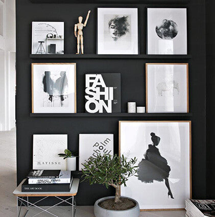Display Wall Art To Perfection