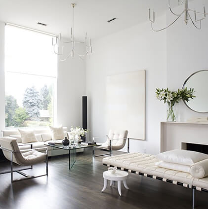 Creating the Ultimate Minimalist Space