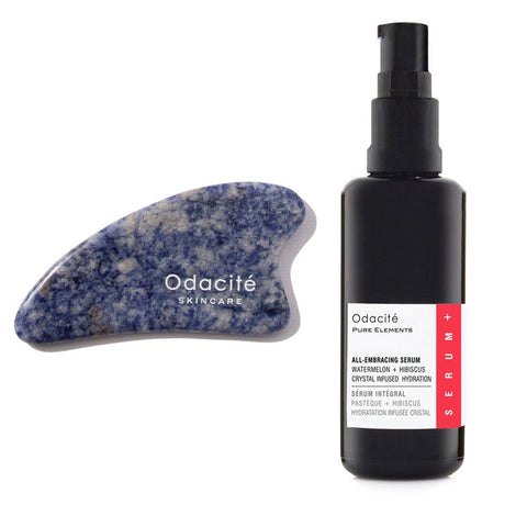 DE-STRESS BUNDLE • Hibiscus + Positive Energy Packages Odacite