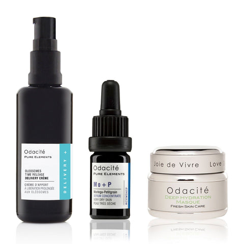Dry Skin Solution Bundle • Save 15% Odacite