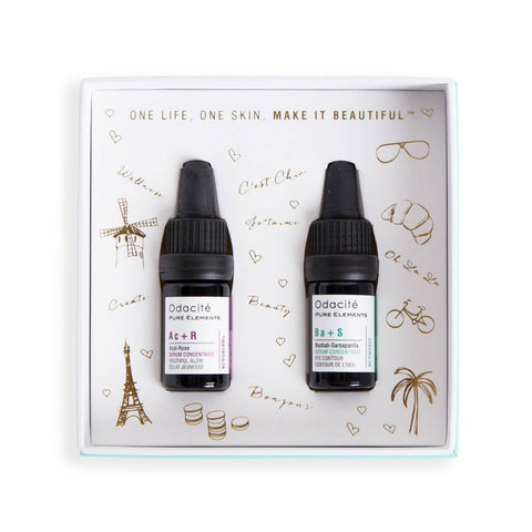 Paris to LA • Two Serum Gift Set