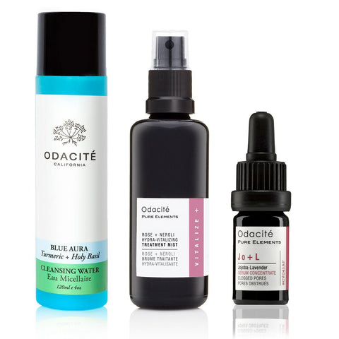 The Pore Solution Bundle • Save 15% Odacite