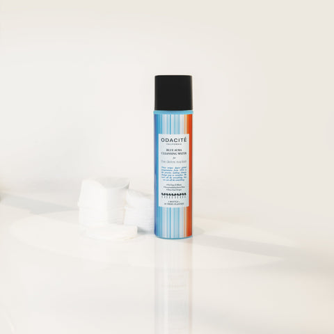 Blue Aura Cleansing Water • Ayurvedic Anti-Pollution Formula • #ShowYourStripes Limited Edition