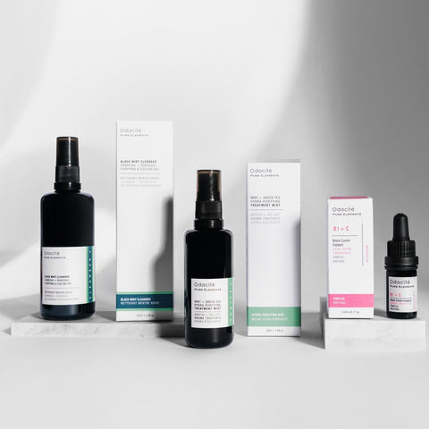 Acne-Prone Solution Bundle • Save 25% Odacite