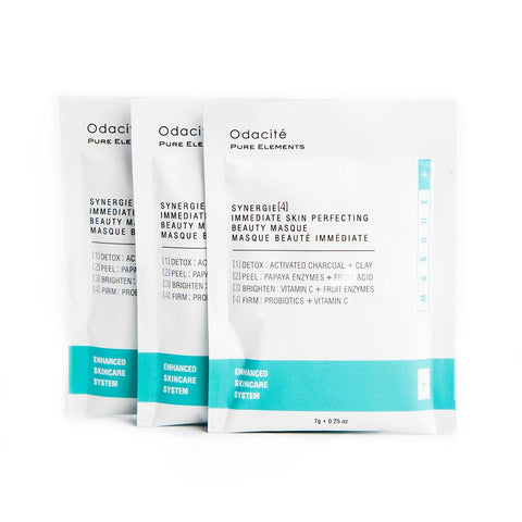 Synergie[4] Immediate Skin Perfecting Beauty Masque • Full Size