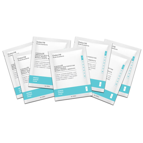 Synergie[4] Immediate Skin Perfecting Beauty Masque Sachet Box •