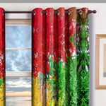 Devarshy Designer Digital Print Home Furnishings Beautiful Home Curtain Panels , Home Decor - DEVARSHY, DEVARSHY  - 2