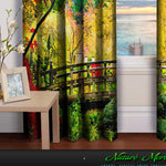 Devarshy Designer Digital Print Home Furnishings Beautiful Home Curtain Panels , Home Decor - DEVARSHY, DEVARSHY  - 3