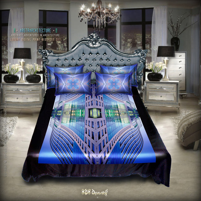 Devarshy Digital print Premium Quality Designer Bedding 3Pcs set , Home Decor - DEVARSHY, DEVARSHY  - 1